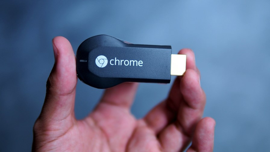 ChromeCasts hacken voor de fun